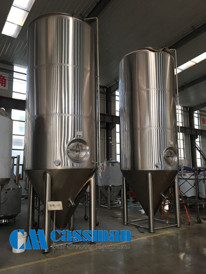 10000L Commercial Fermenter
